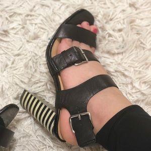 Kate spade block heels